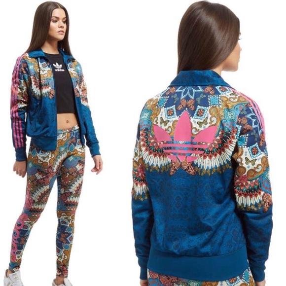 f6a99cdd57f adidas Jackets & Coats | Nwt Originals Borbomix Track Jacket | Poshmark